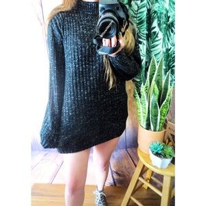NWT Vintage shimmery knit sweater ✨